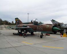 Mig-21MF (Fishbed-J) 9414 Cz AF