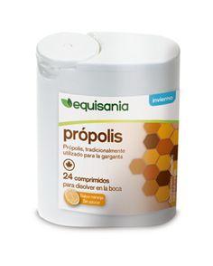 Própolis  Equisania Más info http://www.circulo.es/bienestar/equisania-propolis/06224