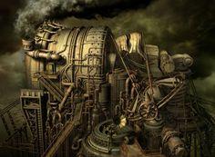 Requiem for Industry - Kazuhiko Nakamura