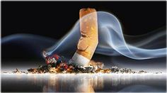 God's view of smoking! The Bible never mentions tobacco, so how will we know? Smoking is addictive ( Rom. 6:16) Smoking damages the body (Matthew 22:37) Smoking harms others (Matt. 22:39) Smoking is strictly forbidden by Jehovah God.