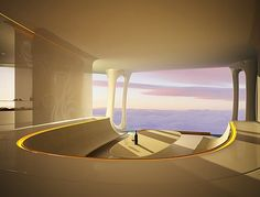 Luxury Travel, The Aircruise, vertical airship, hydrogen