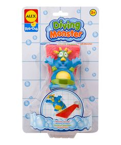 Look at this Diving Monster Set on #zulily today!