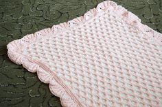 Free Pattern: Circle Baby Blanket by hakucho