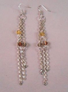 Simple Chains and Glass Beads
