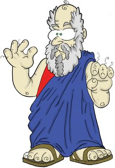 Plato Caricature