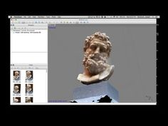 Intro to Agisoft Photoscan to Cinema 4D - YouTube