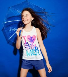 """I love summer"" 