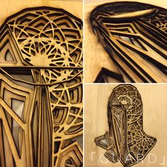 Star Wars Table & Wall Art - Laser Made - Glowforge Owners Forum