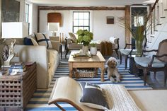 Oh you lucky dog! Interiors by Michelle Kolb. Photo Michael Partenio. Styled by StacyStyle.