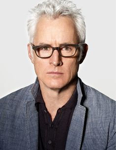 Mad Men Hairstyles Men Simple Jon Hamm And John Slattery In Nyc Swoonworthy  Pinterest  John