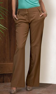 36 inch inseam great with a pair of high heels!