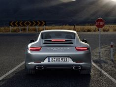 Porsche El diseño exterior - Medidas para el incremento de la eficiencia