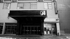 """Studio 54 - On February 4, 1980, the nightclub closed with one final party called """"The End of Modern-day Gomorrah""""."""
