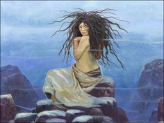 sedna the great inuit goddess - Google Search