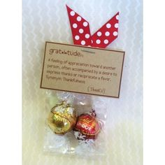 volunteer appreciation gift with lindt truffle Staff Gifts, Volunteer Gifts, Client Gifts, Thanksgiving Gifts, Holiday Gifts, Christmas Gifts, Christmas Shopping, Hostess Gifts, Employee Appreciation Gifts