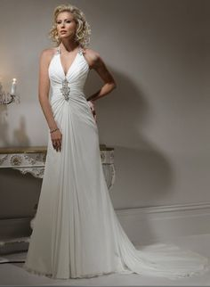 .I would wear this as a reception dress!!!!