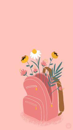 Fairy Wallpaper, Vintage Flowers Wallpaper, Purple Wallpaper Iphone, Spring Wallpaper, Sunflower Wallpaper, Couple Wallpaper, Bear Wallpaper, Iphone Background Wallpaper, Galaxy Wallpaper