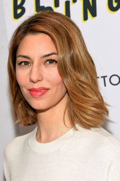 The bob and lob are two of spring's top cuts. See the 36 best celebrity takes on it—here, Sofia Coppola.