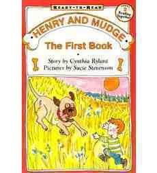 Henry and Mudge by Cynthia Rylant, Sucie Stevenson | Scholastic.com