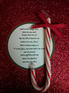Das Candy Cane Gedicht – My Crafts – Candy Cane – Gift Basket Ideas Candy Cane Poem, Candy Cane Crafts, Candy Canes, Elderly Crafts, Gifts For Elderly, Christmas Countdown, Christmas Holidays, Christmas Crafts, Christmas Ornaments