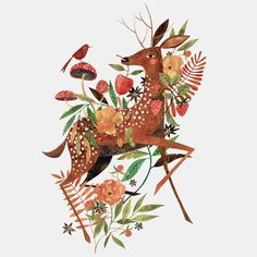 Oana Befort - my most favorite artist. So inspired by her talent.
