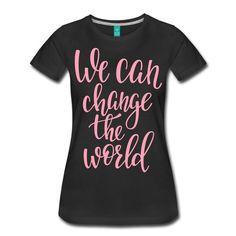 Women's Premium Eco T-Shirt Fabric Weights, T Shirts For Women, Tees, Create, Shirt Ideas, Design, Fashion, Moda, T Shirts