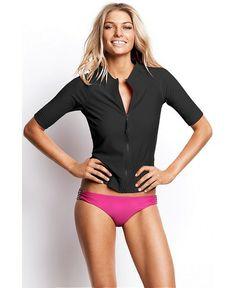 Aussie surf style: Find a flattering rash vest for your next beach sesh
