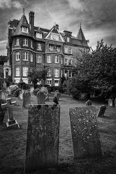 Cementery at Tounton, Devonshire