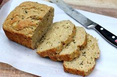 a hint of honey: Lemon Zucchini Bread