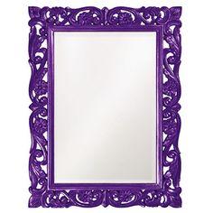 Wall Mirror CHATEAU by Howard Elliott