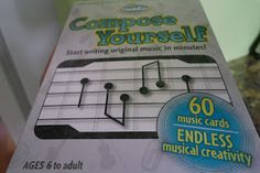 Dad of Divas' Reviews: Compose Yourself Lets You Compose Your Own Music