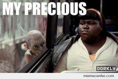 Oh Gollum.