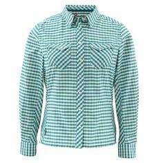 Size XL Simms Big Sky Short Sleeve  Sleeve Shirt-Aqua Plaid Closeout