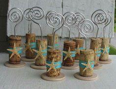 Cool DIY wine cork crafts and decorations, DIY and Crafts, Cool DIY wine cork crafts and decorations Wine Craft, Wine Cork Crafts, Wine Bottle Crafts, Crafts With Corks, Diy Corks, Wine Cork Wedding, Wedding Favors, Wedding Beach, Diy Wedding