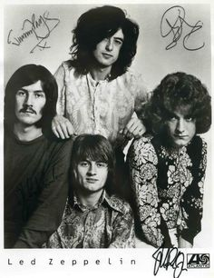 ♥ Led Zeppelin ♥
