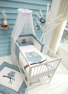 Cute baby room and love the theme