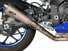Spark Yamaha Yzf R1 15 18 Full Titanium Exhaust System Konix Racing Bmw Yamaha Suzuki Triumph Kawasaki Twowheelshe Yamaha Yzf Yamaha Yzf R1 Yamaha
