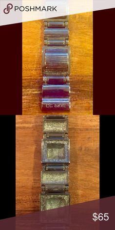 🔥CC SKYE BRACELET🔥 Fabulous CC Skye bracelet!! This is a must have, very heavy but also a fantastic statement piece. CC Skye Jewelry Bracelets