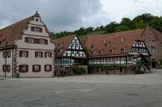 Monastère de Maulbronn - Bade Wurtemberg