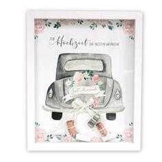 Wedding Boxes, Wedding Cards, Diy Wedding, Wedding Gifts, Wedding Picture Frames, Wedding Frames, Wedding Pictures, Creative Money Gifts, Gift Money