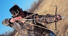 Sling bow archery is shooting an arrow with a slingshot! Learn how it works and find out how similar it is to traditional archery! Camping Survival, Outdoor Survival, Survival Prepping, Survival Gear, Survival Skills, Camping Gear, Emergency Preparedness, Survival Equipment, Wilderness Survival