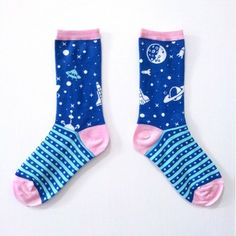 more space socks.