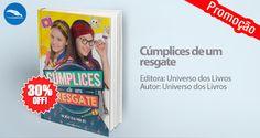 bc659a728d417 Livro Cúmplices de Um Resgate - Edição Especial Para Fãs de Universo dos  Livros você encontra na Cia dos Livros. Compre livros de Juvenil em  promoção e ...