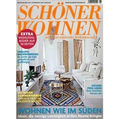 SCHÖNER WOHNEN Heft 6 / 2012