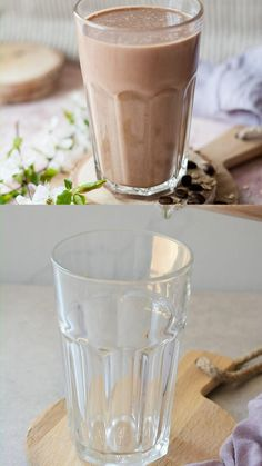 Coffee Banana Smoothie, Coffee Smoothie Recipes, Banana Coffee, Smoothie Drinks, Coffee Recipes, Healthy Smoothies, Healthy Drinks, Healthy Coffee Smoothie, Coffee Breakfast Smoothie