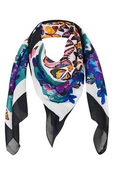 Butterfly Topshop Scarf!