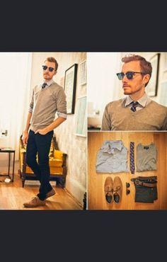 men's fall fashion...