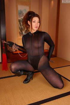Need pantyhose bodystocking and catsuit porn