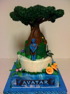 avatar cakes - Google Search