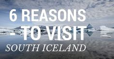 6 Reasons to Visit South Iceland - TripCreator Stuff To Do, Things To Do, Iceland, How To Plan, Beach, Outdoor, Things To Make, Ice Land, Outdoors